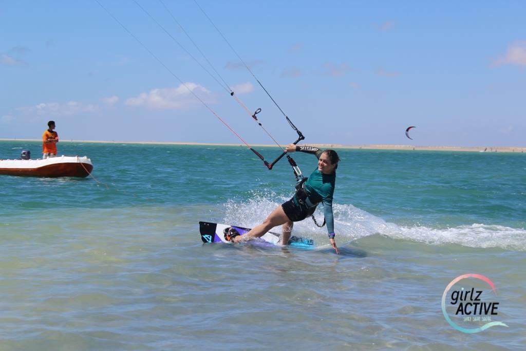 Kitesurfen in Dakhla