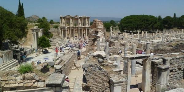Efeze overzicht