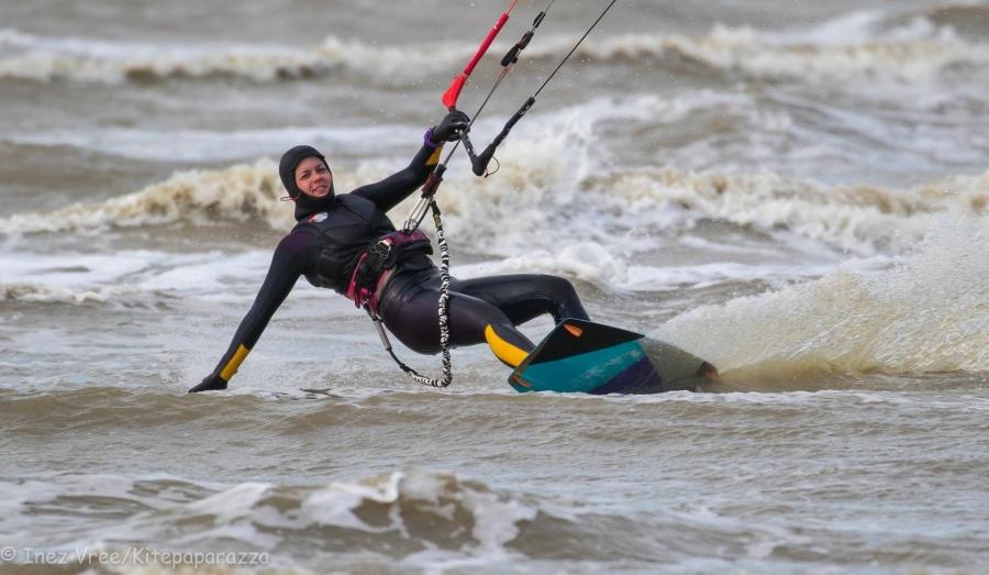 Kitesurfen Wijk aan Zee