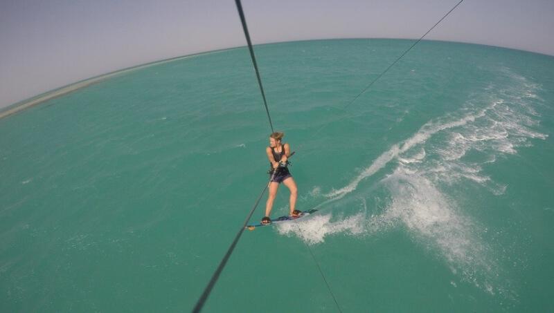 Kitesurf vakantie El Gouna