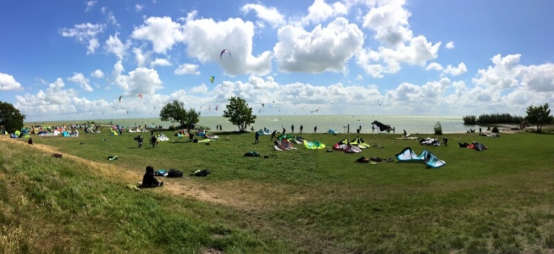 Kitesurfen Mirns