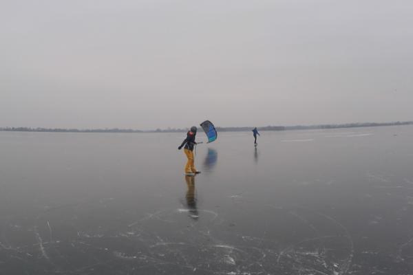 Icekiting Nederland