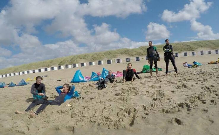 Kitesurfen Texel