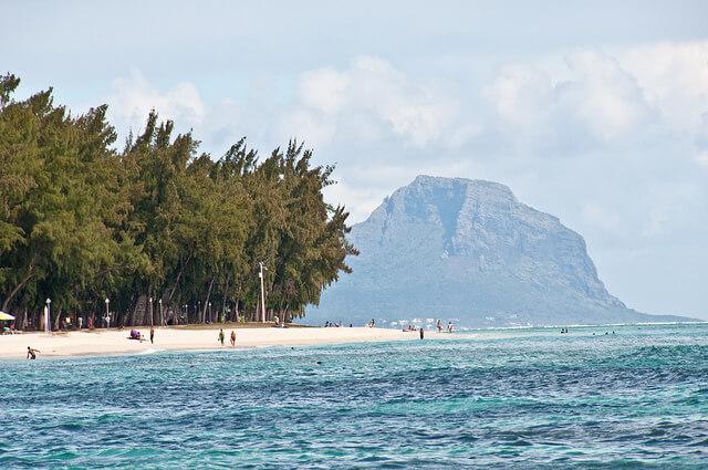 Kitesurfen Mauritius
