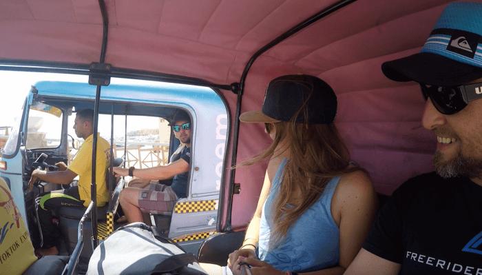Tuktuk El Gouna