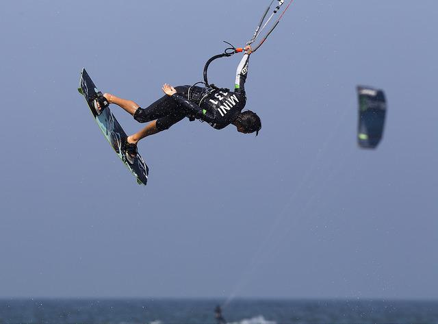 Eigenschappen show off kiter