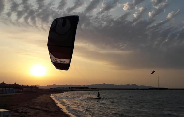 Sunset sessie El Gouna