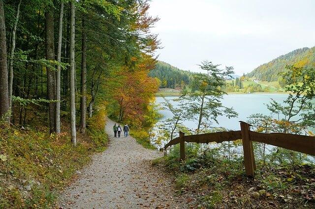 Herfst Alpen