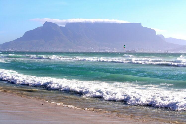 Kaapstad november