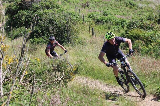 MTB trails Nederland