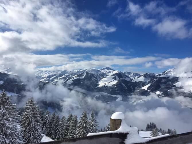 Wintersport vakantie