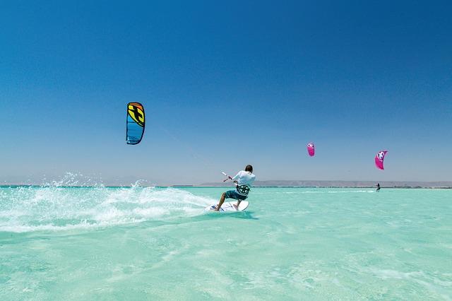 Kitesurfen Hurghada