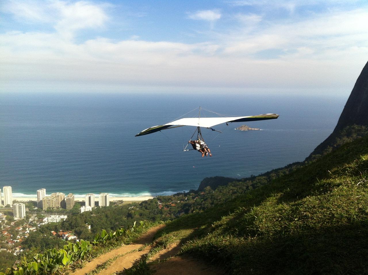 Deltavliegen Lanzarote