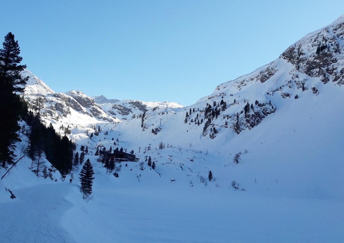 Weißsee Gletscherwelt